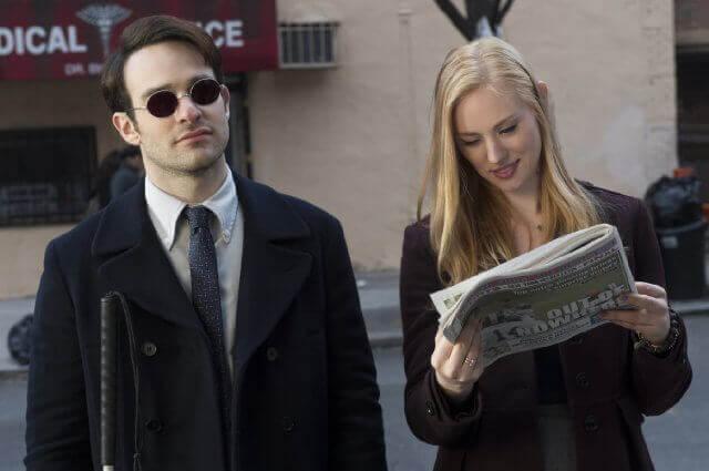 Daredevil Netflix Cast